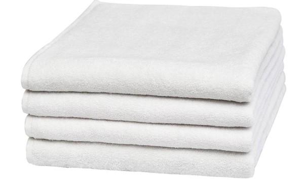 Fehér szállodai minőségű törölköző 450 gr/nm anyagból