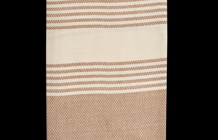 Capuccino színű szaunatörölköző