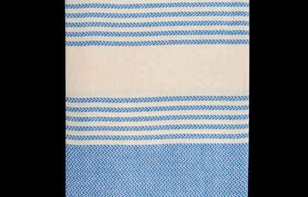 Kék színű szaunatörölköző